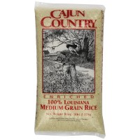 Cajun Country Medium Grain 5 lb