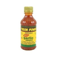 Cajun Power Spicy Garlic Sauce 8 oz