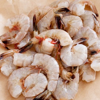 10/15 Gulf White Shrimp- Jumbo (Headless)
