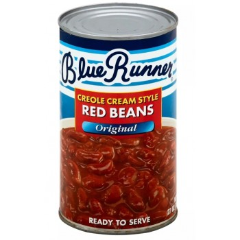 Blue Runner Red Beans 27 oz Can