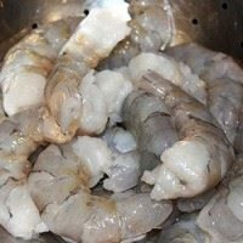 36/40 Gulf White Shrimp (Peeled)
