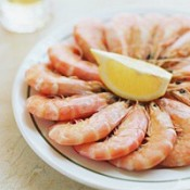 9/12 Gulf White Shrimp- Extra Jumbo (Head-On) IQF