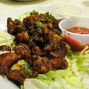 Alligator Legs- Marinated