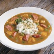 BIG EASY Chicken & Sausage Gumbo