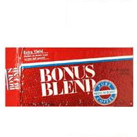 Bonus Blend Medium Roast Pure Coffee 13 oz Brick