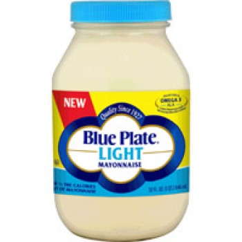 Blue Plate Light 30 oz. Mayonnaise