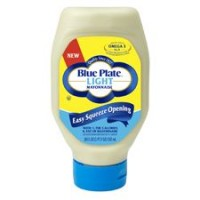 Blue Plate Light Squeeze Mayonnaise