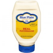Blue Plate Olive Oil Mayonnaise Squeeze 18oz