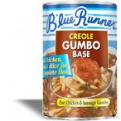 Blue Runner Chicken & Sausage Creole Gumbo Base