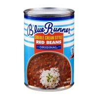 Blue Runner Creole Red Kidney Beans 16 oz Can