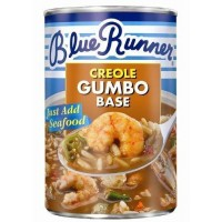 Blue Runner Seafood Creole Gumbo Base 25 oz