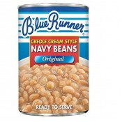 Blue Runner Creole White Navy Beans