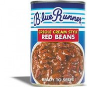 Blue Runner New Orleans Spicy Red Kidney Beans