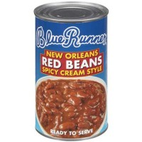 Blue Runner Spicy Red Beans 27 oz