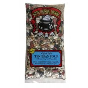 Bootsie's Cajun Style Ten Bean Soup 16 oz