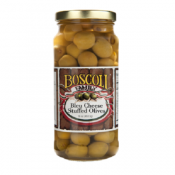 Boscoli Bleu Cheese Stuffed Olives 16 oz.