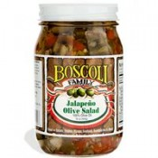 Boscoli Jalapeno Olive Salad 16 oz