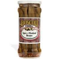 Boscoli Pickled Beans - Spicy