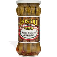 Boscoli Spicy Pickled Asparagus
