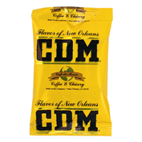 CDM Coffee and Chicory with Filter 60 - 2 oz packets