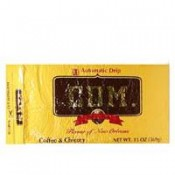 CDM Dark Roast Coffee & Chicory (Auto Drip) 13 oz Brick