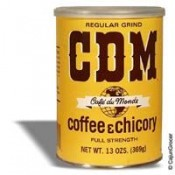 CDM Dark Roast Coffee & Chicory (Regular Grind)