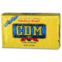 CDM Coffee and Chicory Medium Roast 13 Oz Brick