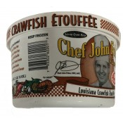 CHEF JOHN FOLSE Crawfish Etouffee