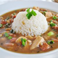 CHEF JOHN FOLSE Louisiana Chicken & Sausage Gumbo 28 oz