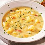 CHEF JOHN FOLSE Olde Tyme Baked Potato Soup