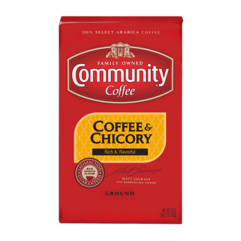 COMMUNITY Coffee & Chicory Rich and Flavorful
