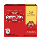 COMMUNITY Single Serve Cafe Special