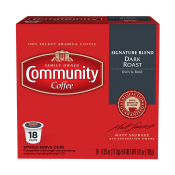 COMMUNITY Single Serve Dark Roast