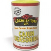 CRAWFISH TOWN USA Cajun Seasoning