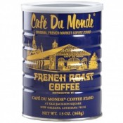 Cafe Du Monde - French Roast Dark Coffee 13 oz