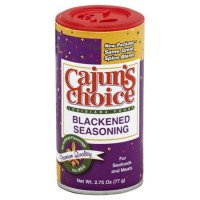 Cajun's Choice Blackened Seasoning 2.75oz