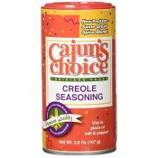 Cajun's Choice Creole Seasoning 3.8 Oz