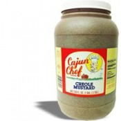 Cajun Chef Creole Hot Mustard Gallon