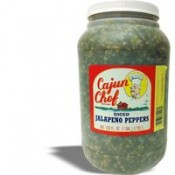 Cajun Chef Diced Jalapeno Peppers