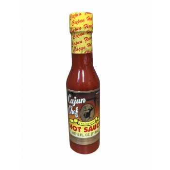 Cajun Chef Louisiana Hot Sauce 5 oz