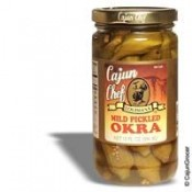 Cajun Chef Mild Pickled Okra