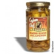 Cajun Chef Nacho Sliced Jalapeno Peppers 12 oz