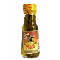 Cajun Chef Sport Peppers 6 oz