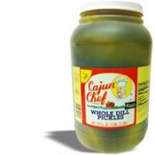 Cajun Chef Whole Dill Pickles