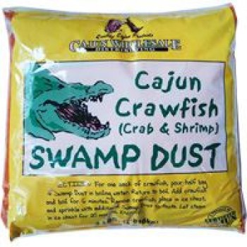 Cajun Crawfish (Crab & Shrimp) Swamp Dust