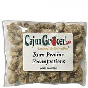 Cajun Grocer Rum Praline Pecanfections