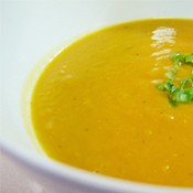 Cajun Grocer Sweet Potato & Andouille Soup
