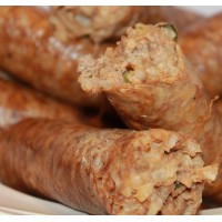 Cajun Original Pork Boudin- Hot 1 lb