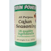 Cajun Power Cajun Seasoning 8 oz