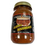 Cajun Power Sloppy Boudreaux 16 oz